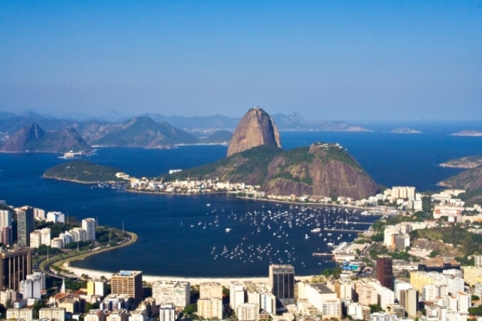 visa đi brazil