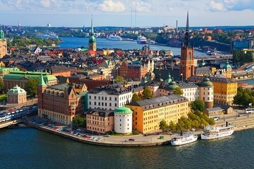 visa đi Thụy Điển